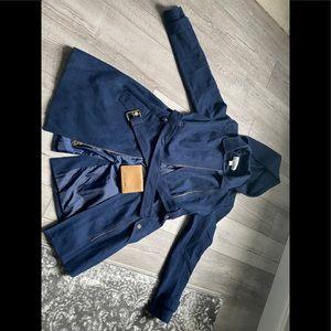 Michel Kors Women's size 6 blue sapphire coat